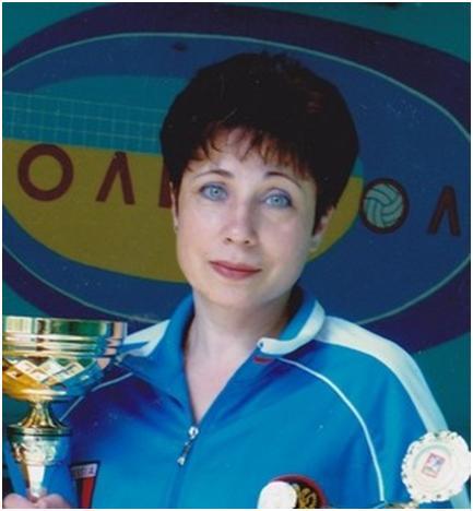 Артёмова Светлана Викторовна
