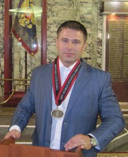 Касатов Павел Михайлович