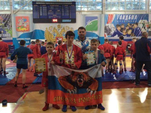 Турнир по борьбе самбо среди юношей, посвященный дню города Протвино